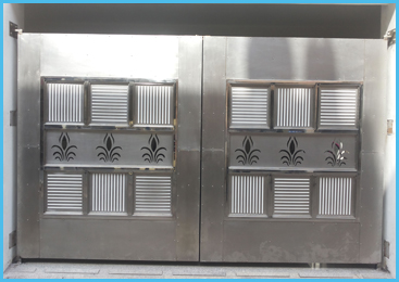 Stainless Steel Gates Manufacturers in India